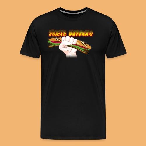 moete png - T-shirt Premium Homme