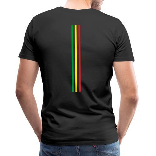974 ker kreol fieret cult 1 - T-shirt Premium Homme
