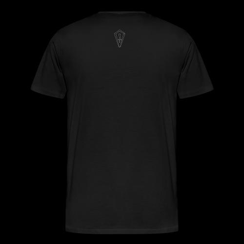 FrostyLogoRear - Men's Premium T-Shirt