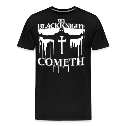 black-knight - Men's Premium T-Shirt