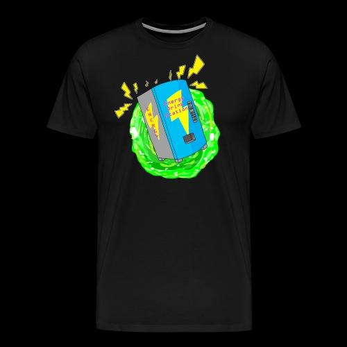 EnergyDrinkStation - Men's Premium T-Shirt