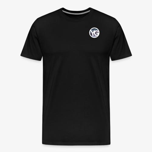 for t 2 png - Men's Premium T-Shirt