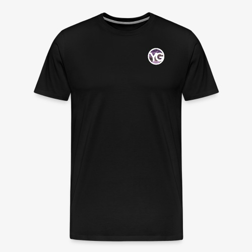 for t 3 png - Men's Premium T-Shirt