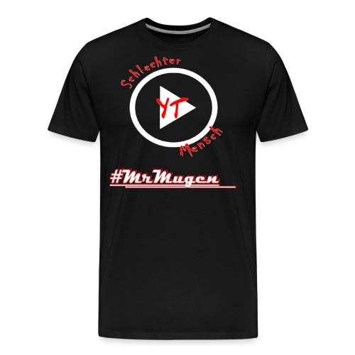 YT final gif - Männer Premium T-Shirt