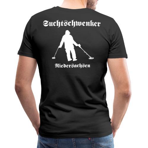 Logo_Niedersachsen - Männer Premium T-Shirt