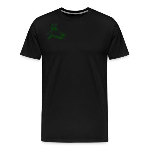 hundgrün.png T-Shirts - Männer Premium T-Shirt