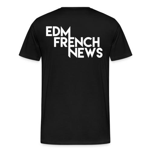 Casquette EFN - T-shirt Premium Homme