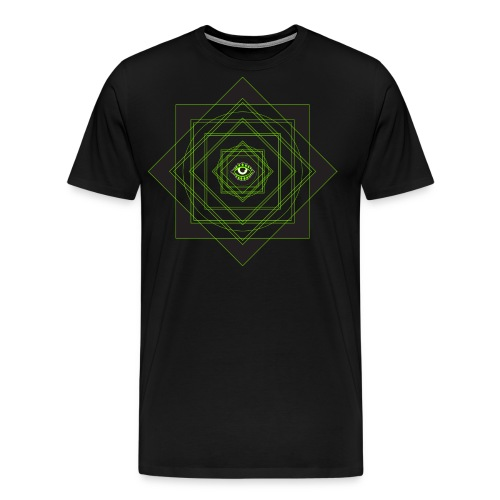 star pattern png - Men's Premium T-Shirt