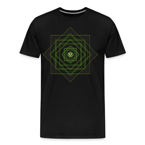 star pattern png - Men's Premium T-Shirt