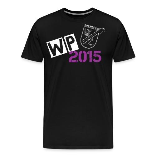 logowp14 png - Männer Premium T-Shirt