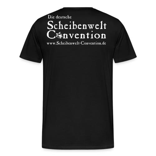 Convention Text - Männer Premium T-Shirt
