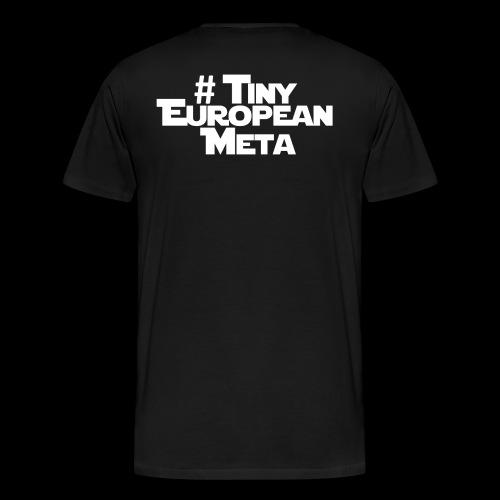 TEM White - Men's Premium T-Shirt