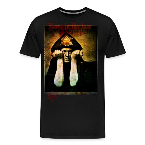Crowley - Men's Premium T-Shirt