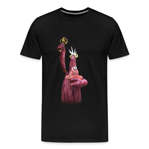 freiheitsvieh und baby - Männer Premium T-Shirt