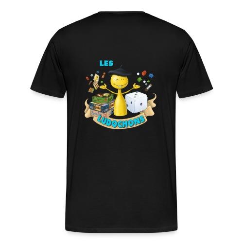 logo1bis gif - T-shirt Premium Homme