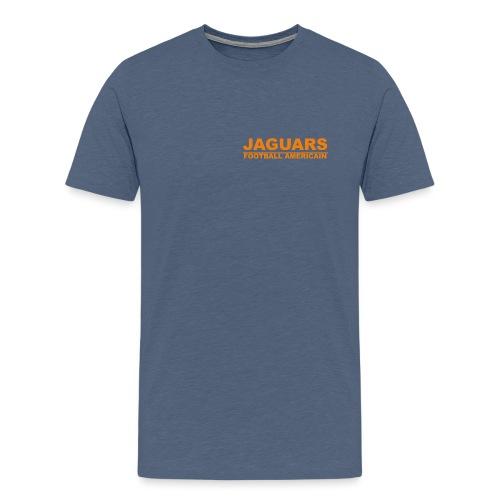 jaguars footus nu png - T-shirt Premium Homme