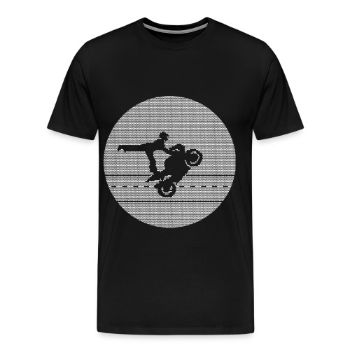 Dots2016white - Männer Premium T-Shirt