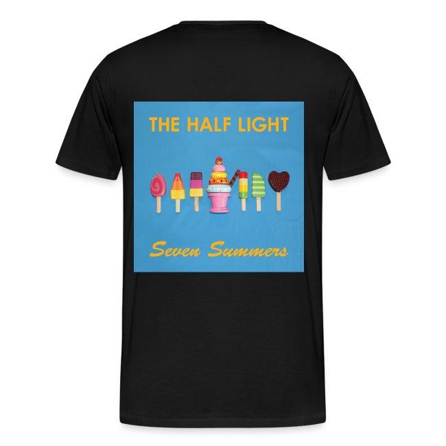 The Half Light Logo blue