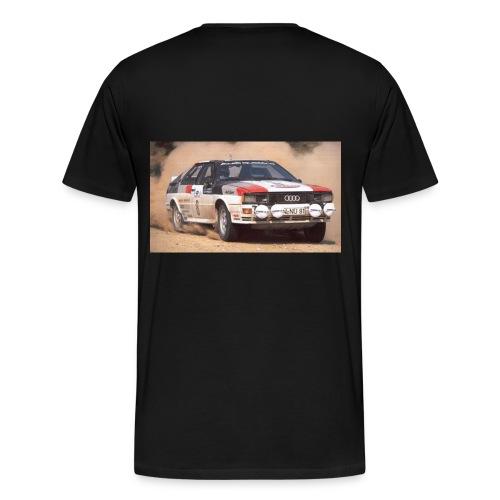 aqrallye14 - Männer Premium T-Shirt