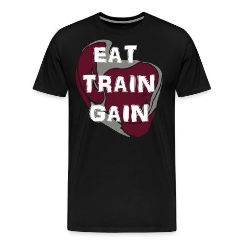 ETGw1 png - Men's Premium T-Shirt