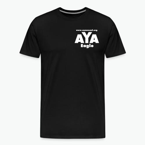 aya eibau Martin Kopie - Männer Premium T-Shirt