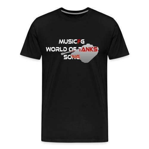WOT Test - Männer Premium T-Shirt