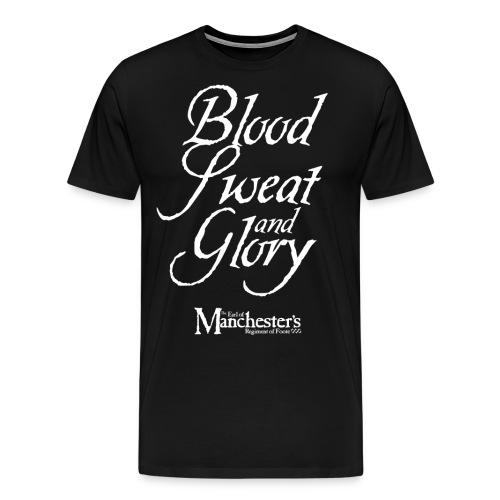 tshirtfront white - Men's Premium T-Shirt