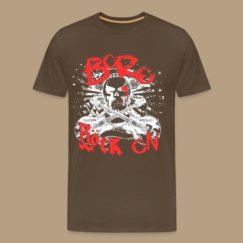 RöckOnRed - Männer Premium T-Shirt