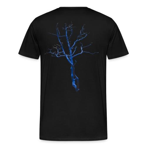 Det Blåa Trädet - Premium-T-shirt herr