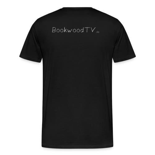 BookwoodTV T-Shirt - Männer Premium T-Shirt