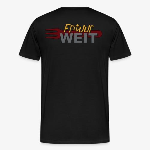 Weit Original - Mannen Premium T-shirt
