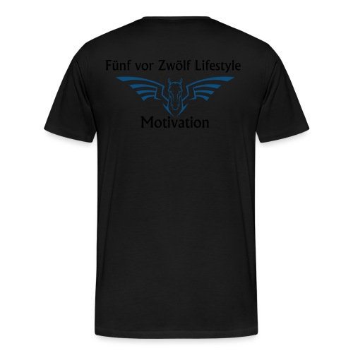 Heißes Lifestyle Shirt - Männer Premium T-Shirt