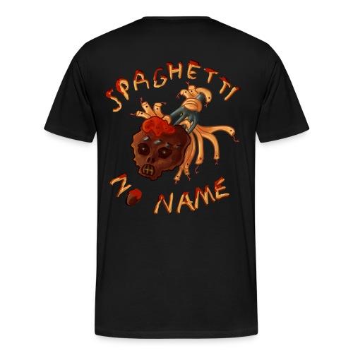 Bagpå - Men's Premium T-Shirt