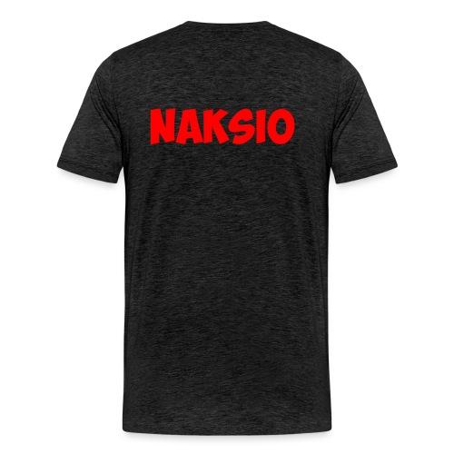 T-shirt NAKSIO - T-shirt Premium Homme