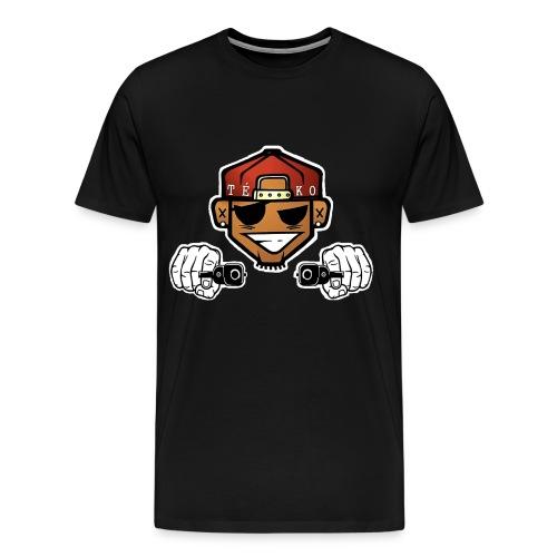 Tékoö png - Männer Premium T-Shirt