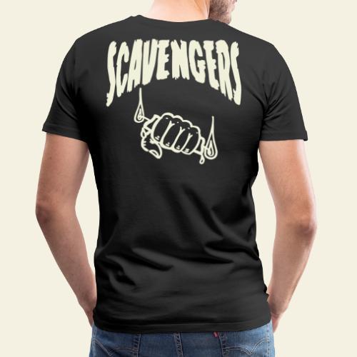 scavengers - Herre premium T-shirt