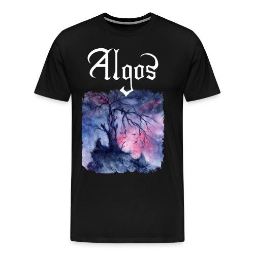 Definite Algos front - Men's Premium T-Shirt