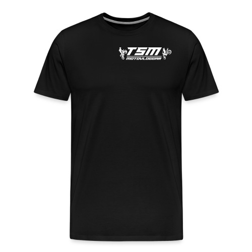 TSMSticker2017 transparant png - Premium-T-shirt herr