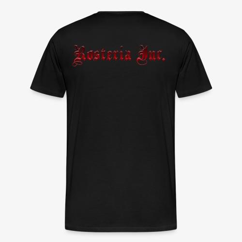rosterialogo - Men's Premium T-Shirt