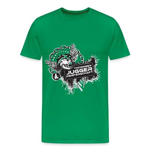 path7855 - Männer Premium T-Shirt