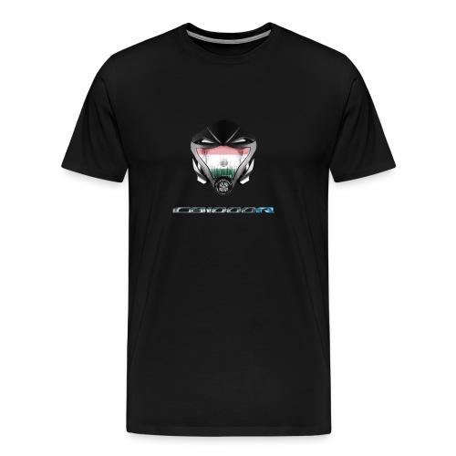 CB1000R Maske Ungarn - Männer Premium T-Shirt