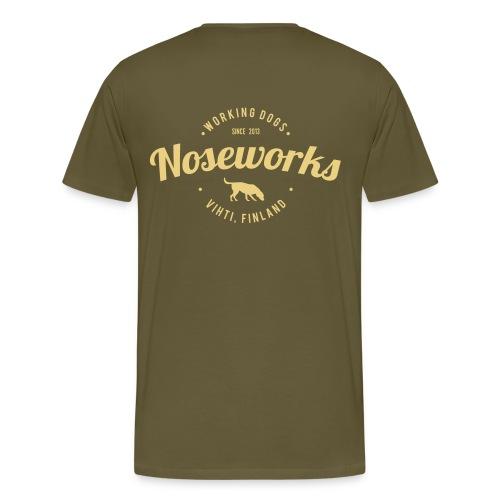 Logo2 - Miesten premium t-paita