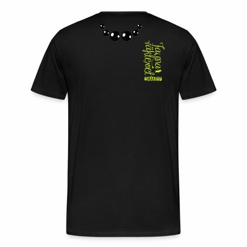 FV förenklad röd - Premium-T-shirt herr