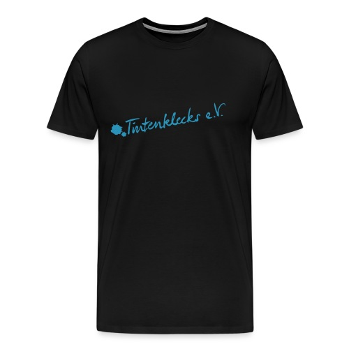 Tintenklecks e.V. Logo - Männer Premium T-Shirt