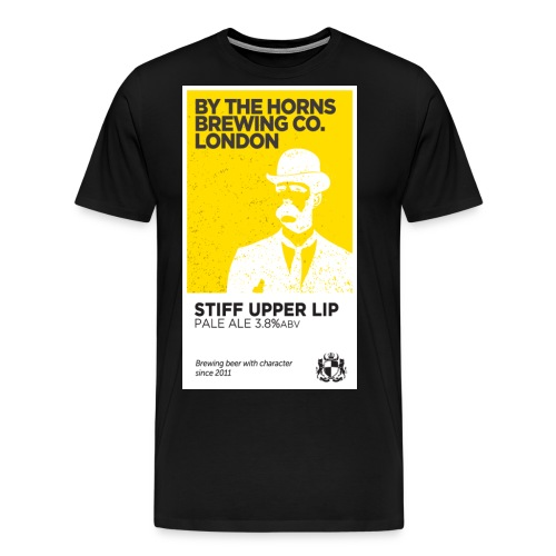 BTH PumpClip2014 Stiff png - Men's Premium T-Shirt