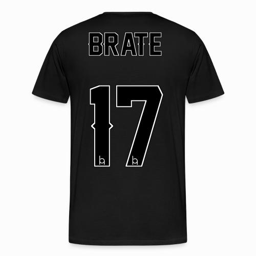BRATE Jersey - Männer Premium T-Shirt