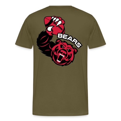 Bears Rugby - T-shirt Premium Homme
