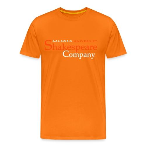 Crew shirt - Herre premium T-shirt
