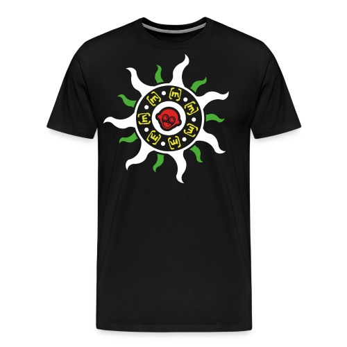 manki sun - Männer Premium T-Shirt
