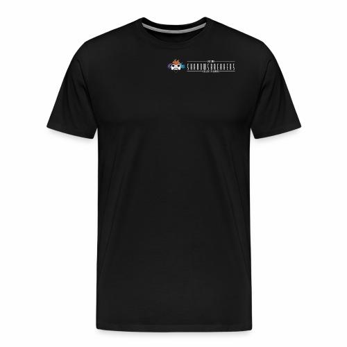 Logo Small Neg - Maglietta Premium da uomo
